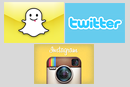 How To Use Snapchat, Instagram & Twitter